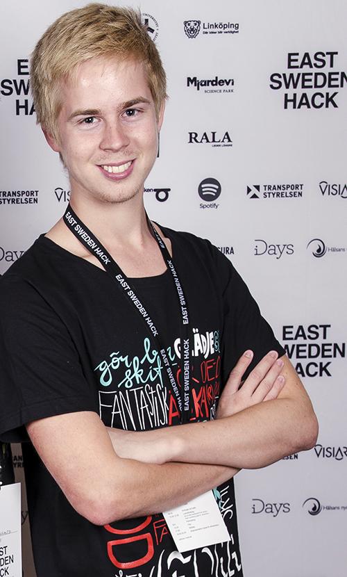 Marcus Nygren blir projektledare för East Sweden Hack 2015